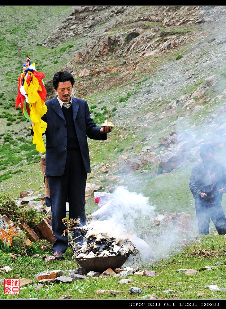 【原摄】祭山记(三)-- 祭祀山丘(14P) - 加贝先生 - 加贝先生的博客