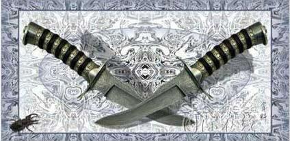 世界十大名刀 - 老排长 - 老排长(6660409)