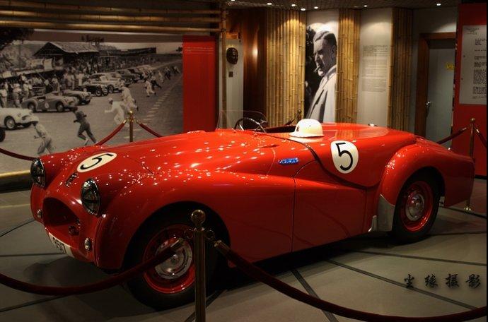澳门赛车博物馆 - Y哥。尘缘 - 心的漂泊-Y哥37国行