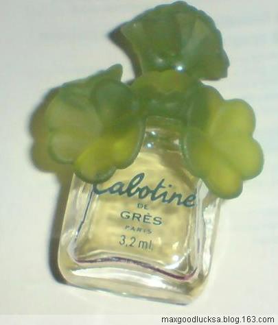 ~Gres Cabotine~我最爱的香水~ - maxgoodlucksa - sa耽と声sa