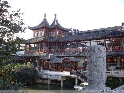 逛南京夫子庙 - 阳光月光 - 阳光月光