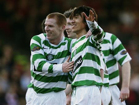 苏格兰超级联赛第二十八轮 Aberdeen 1 2 Celtic 17.02.2007