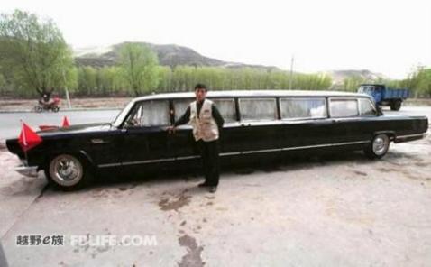 红旗 中国领导人坐驾 及国家礼宾车 的发展历程 奔驰时速 高清图片