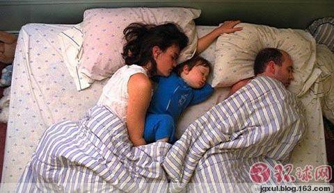 超雷!一家人晚上睡觉姿势变化的全过程(组图) - 白大侠 - 白大侠的博客
