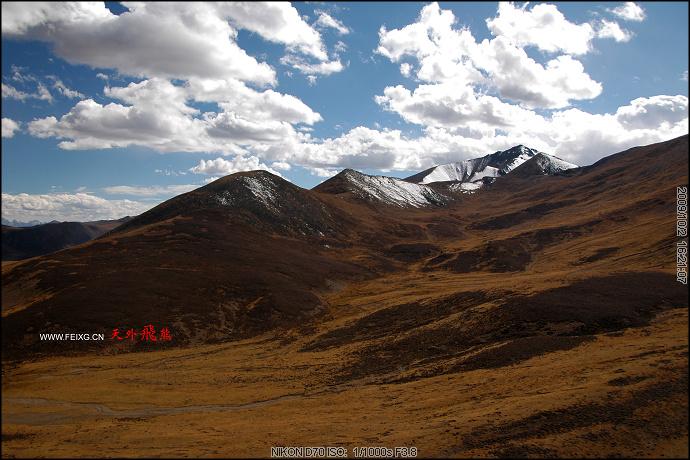 091001 梦回拉萨(8)米拉山口:5013米 - 天外飞熊 - 天外飞熊