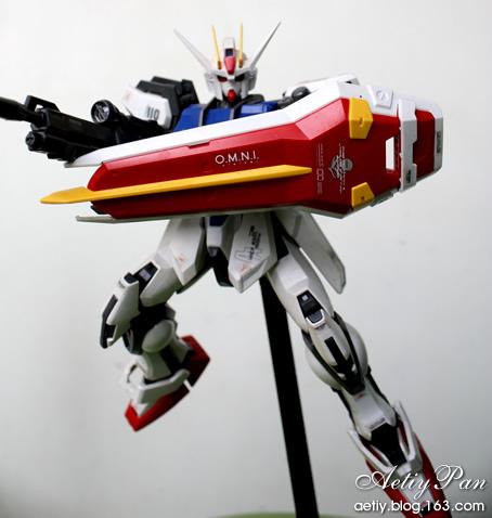 我的高达模型 - 潘少 - Aetiy Pan-Blog