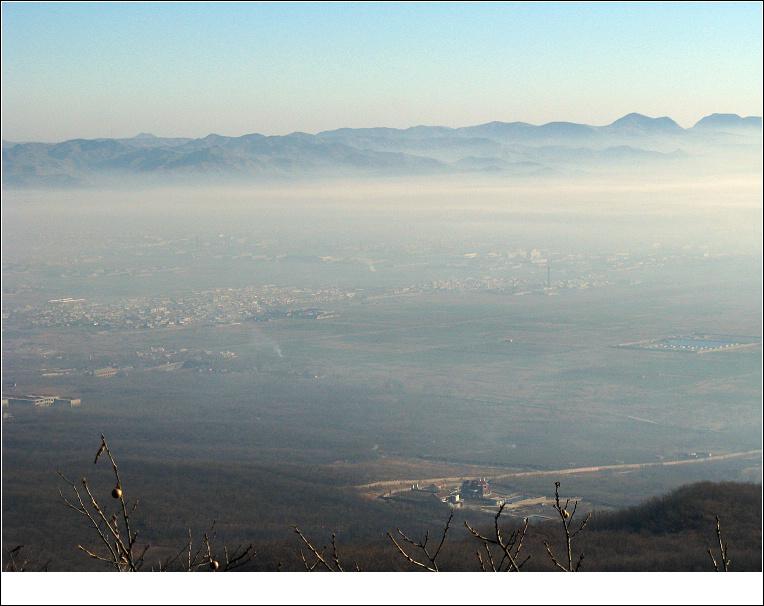 12.6登山 田家沟--滑翔基地--情人岛 - 漂泊   - 漂泊的博客