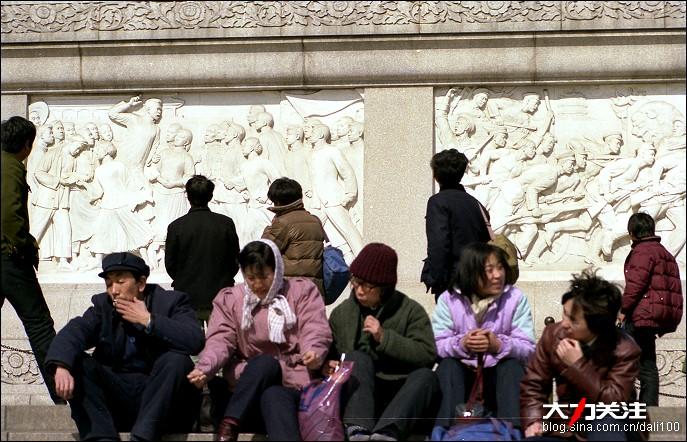 【天安门广场,20年影像典藏】_大力关注_新浪博客 - 南山居士 - jia4930112的博客