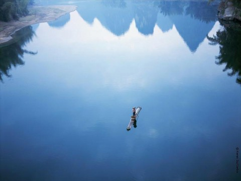 桂林美(音画欣赏) - 真水无香  - 香格里拉 花开的地方