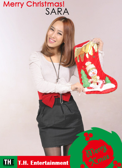 Merry Christmas - 韩国媚眼天使sara - 韩国媚眼天使sara   博客