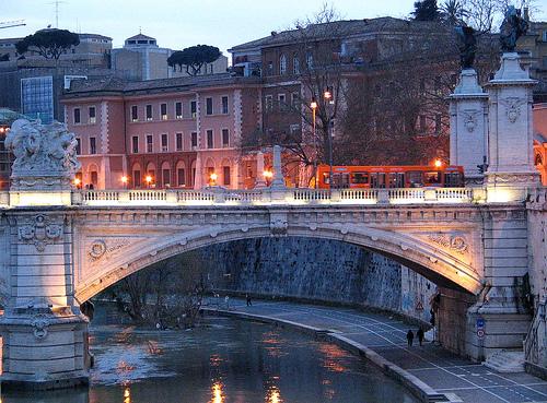 罗马,我的罗马----穿过历史的河流 - 梦里秦淮 - 周宁(梦里秦淮)的博客