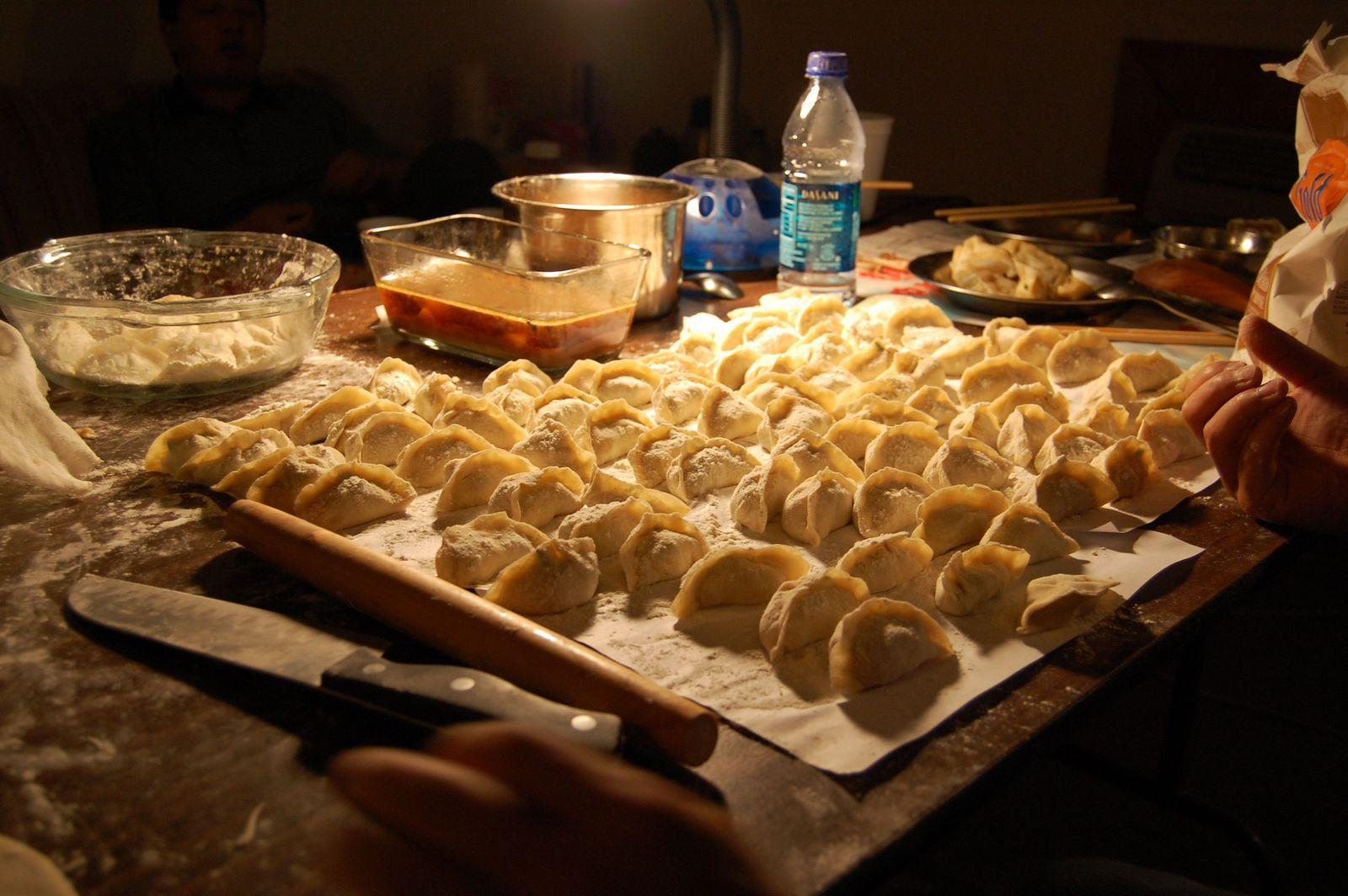 Hand made Dumpling