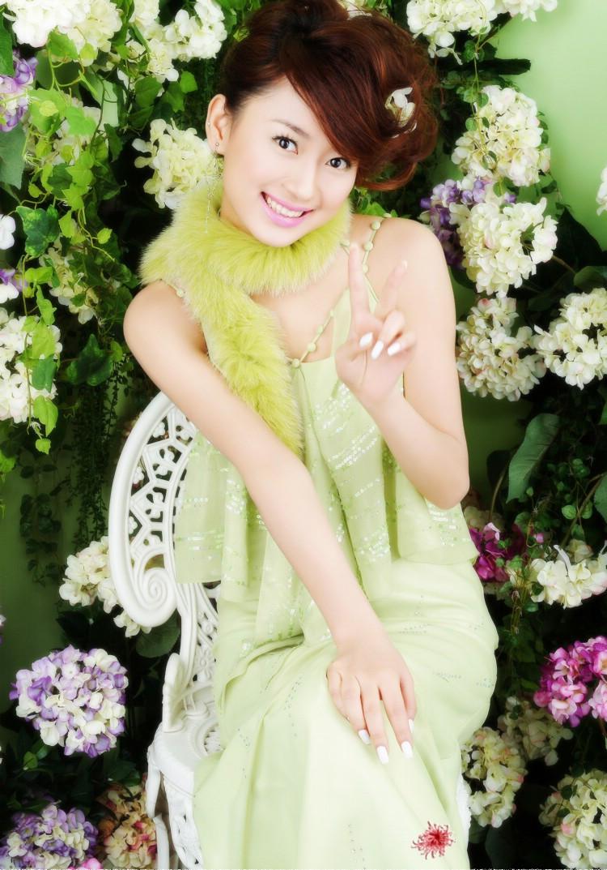 靓妆眉沁绿 羞脸粉生红【诱人】 - 何工 - 学习、社交、生活保健、摄影