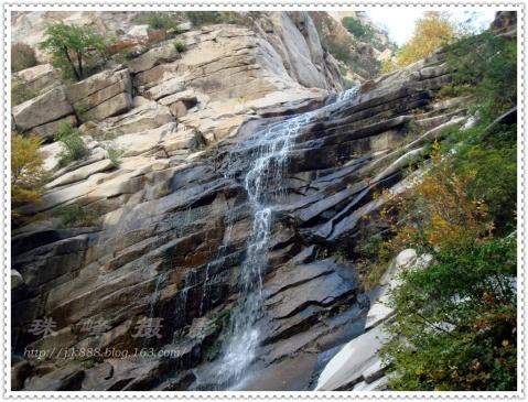 【原创图片】河北涞源之十瀑峡 - 珠峰 - 走南闯北
