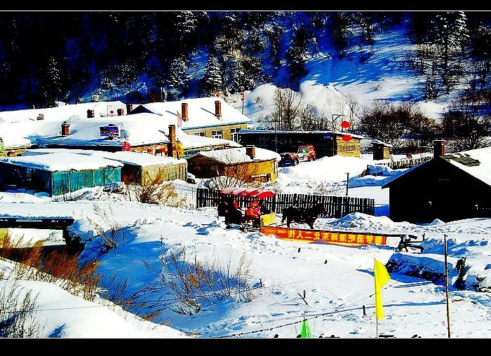 【旅游攻略】赏冰玩雪,穿越东三省 - xixi - 老孟(xixi) 旅游摄影原创作品