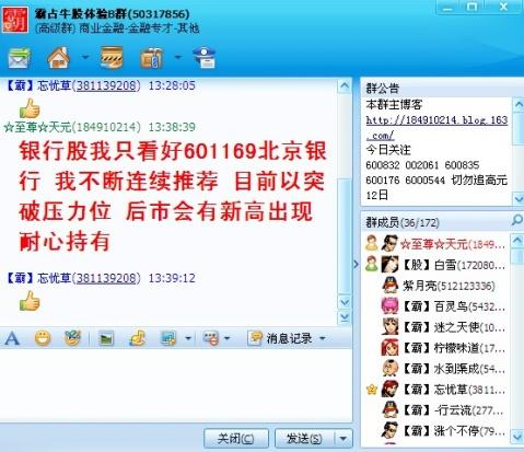 2009年元月12日大盘综述 - ☆至尊☆天元 - ☆至尊☆天元的博客 霸占牛股天天超短线群