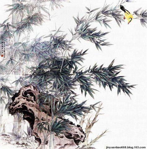 竹的清雅高洁 - 蝴蝶飞飞 - 蝴蝶飞飞的博客