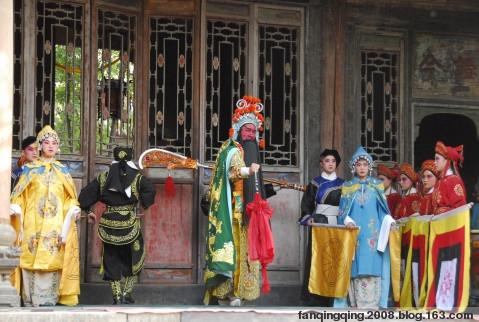 关公文化与戏剧文化 - fanqingqing.2008 - 栀子花开