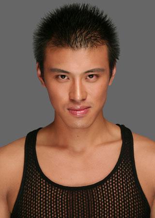 2008新丝路中国模特大赛总决赛男模亚军——山振东 - 110414 - 左岸麦田の魔男志
