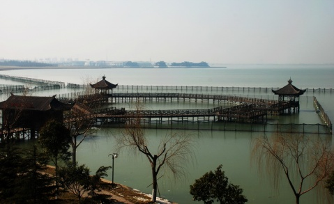 苏州金鸡湖 - hujinlin7 - hujinlin7的博客