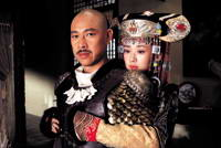 《大清风云》全线揭秘姜文加盟大腕扎堆(组图)