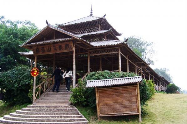 广西-南宁-青秀山风景区-雕塑