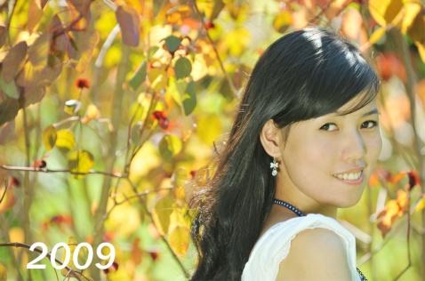 2009自制台历 - 柠檬的微笑 - sunyli-xu的博客