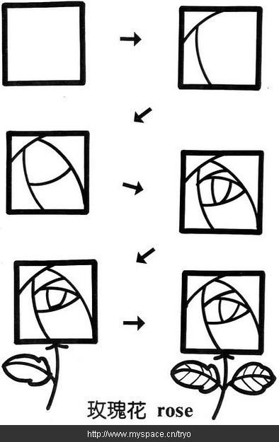 疯狂的简笔画~~~其实画画很简单哦~ - 甡★侞嗄歡 - The dream of alfalfa