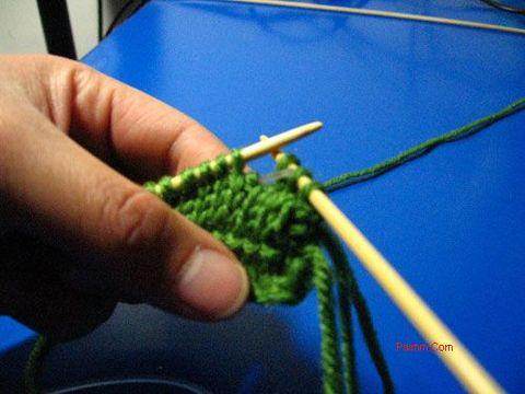 【转载】机器领毛衣的织法 - 江南人 - 江南人钩编博客