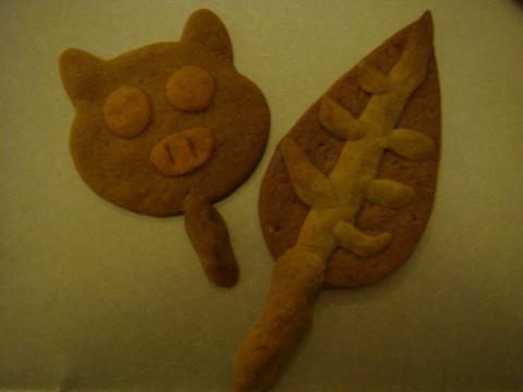 自己做饼干 - monica  - to travel is to live