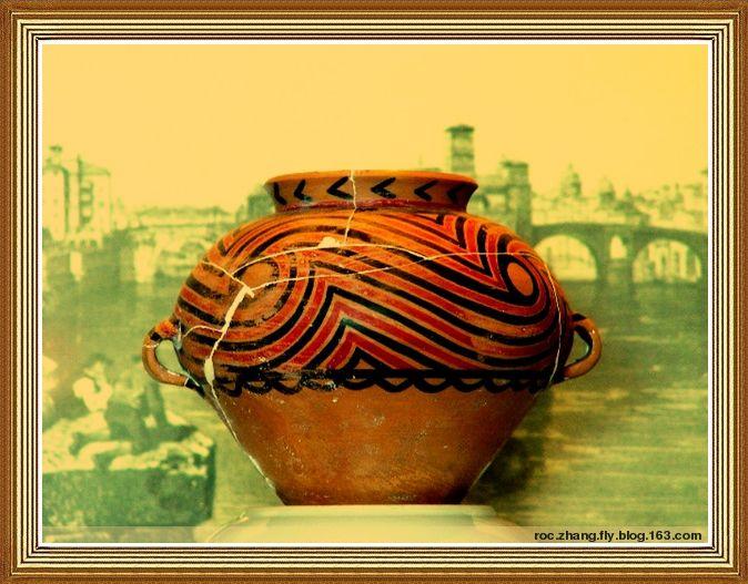 奶奶的陶罐(散文原创) - 大漠独行 - 大漠独行的博客