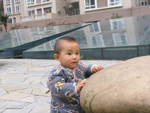 孙孙城源三岁了 - 娄季初 - 娄季初诗词文集