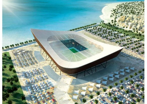 阿尔-沙玛尔体育场