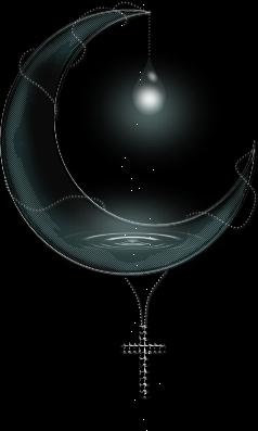 漂亮黑色背景图片 - 醉龙归舟 -
