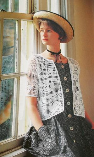 08年9月12日 喜欢N年的一款钩衫 - wenxiang096 - 闻香的博客