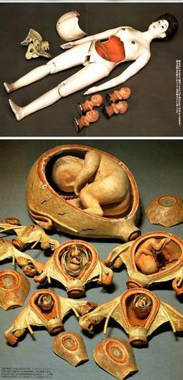 日本孕妇娃娃