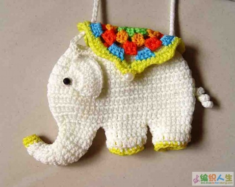 【转载】大象包 - 开心果 - 织织不倦