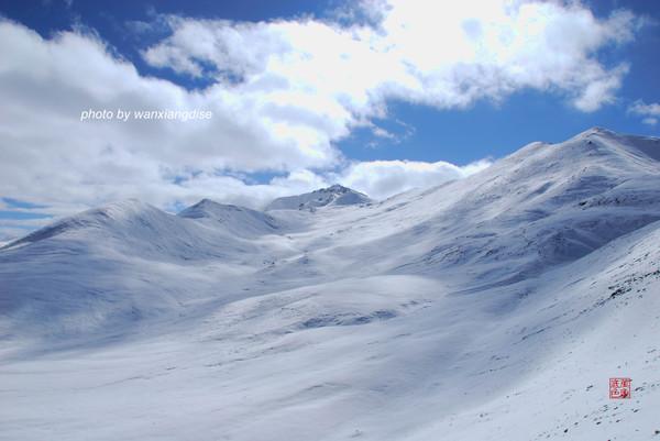 【原创】冬天的美丽 - 万象底色 - 万象底色