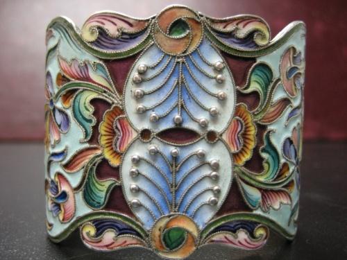漂亮美丽的俄罗斯银器 - 云为诗留 - 云为诗留