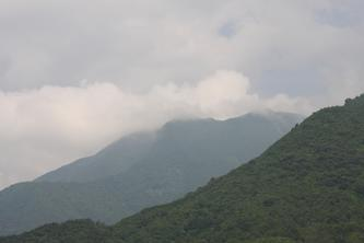 2007年11月03日深圳梧桐山