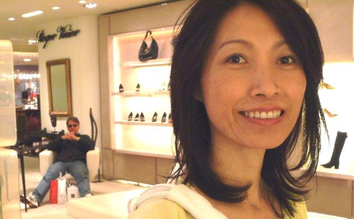 陪老婆逛街的男人 - 侯文咏 - 侯文詠的博客