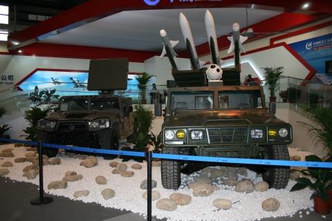 第七届珠海国际航展精确制导武器 - 陈晓 - 陈晓中国文学艺术空间