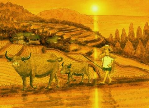 [原创] 感恩2008,带给你一路快乐与吉祥...... - 路人@行者 - 路人@行者