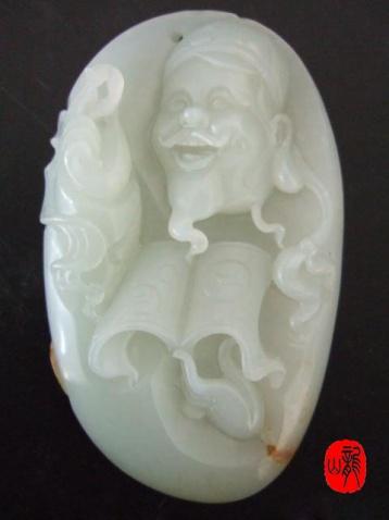引用  中国玉雕瑰宝欣赏(精美图片100张)  - 细雨无声 - 细雨无声
