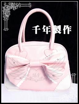 [团购]可爱的粉红色LOLITA手提包 - jscollege - + 混吉三契弟 +