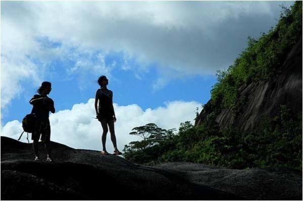[原]塞舌尔-马埃岛(01) - Tarzan - 走过大地