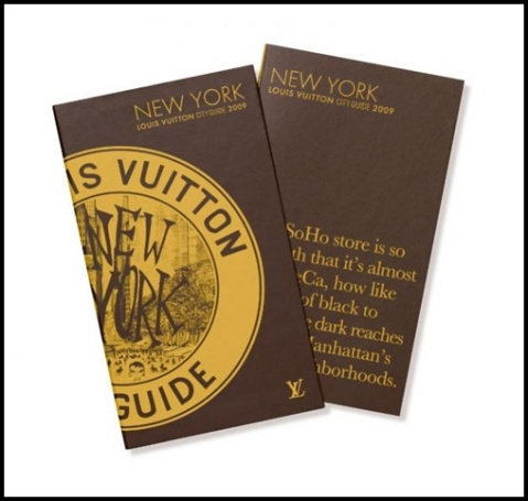 Louis Vuitton City Guide 2009 Series - FreshBoy - FreshBoys Park
