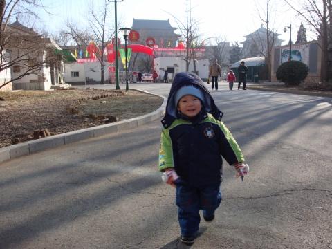 过一个快乐祥和的春节 - 好梦成真 - 我的博客