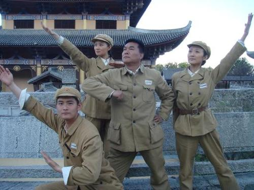 访问团也疯狂 - 王雨 - 王雨 的博客
