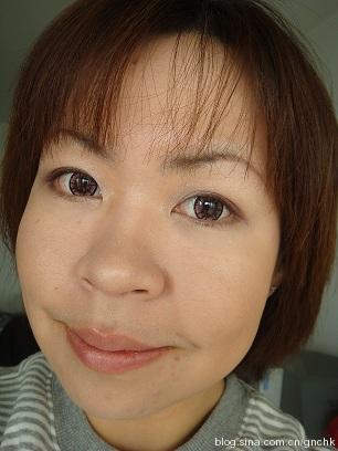 LUNASOL EX02 木槿花 + CPB 粉底液 + LUNASOL EX01 + NARS Little Darling 全臉妝容 - 小住住 - 住住美妝瘦身分享 (網易版)